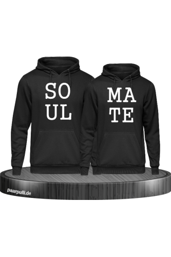 Soulmate Pulli Partnerlook