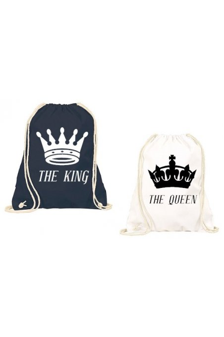 The King The Queen Turnbeutel