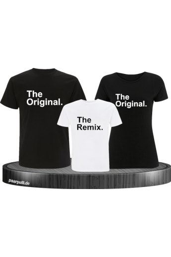 The Original The Remix Family Set