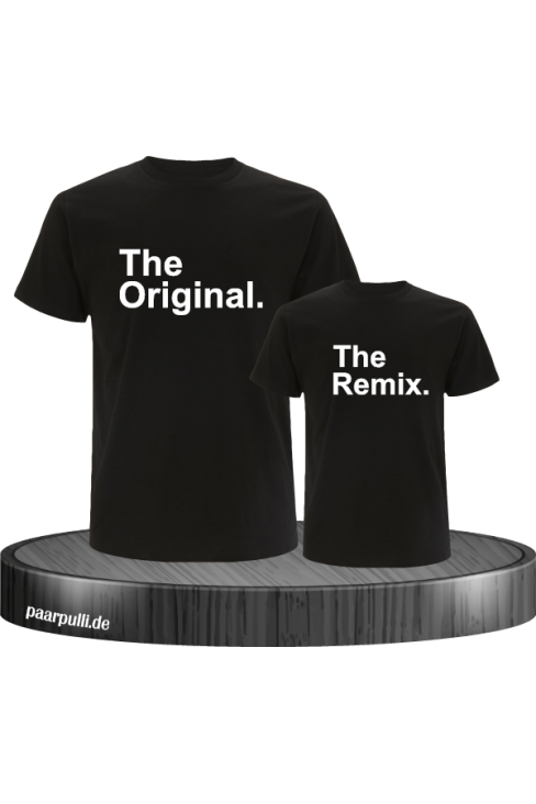 The Original The Remix schwarz
