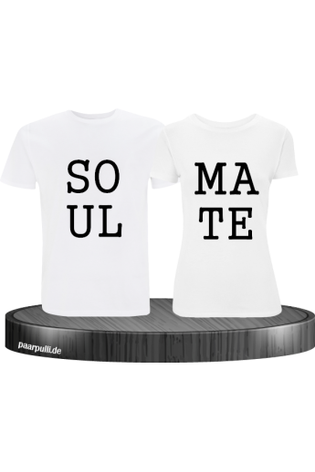 T-Shirts Soulmate Partnerlook