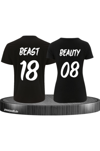 Beast Beauty Partnerlook