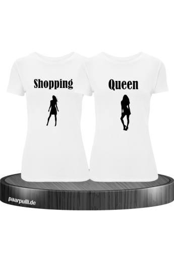 Shopping Queen Partnerlook T-Shirts