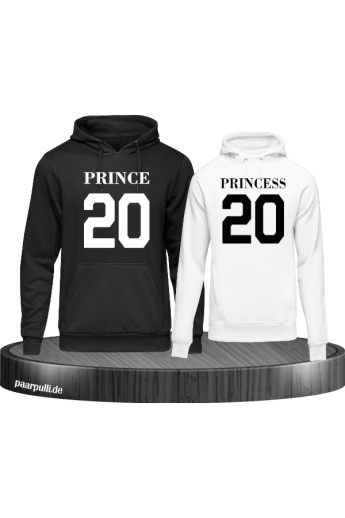 Prince Princess Partnerlook
