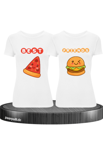 Burger & Pizza - Best Friends