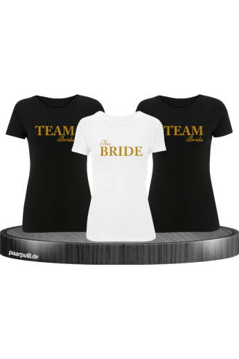 The Bride & Team Bride...