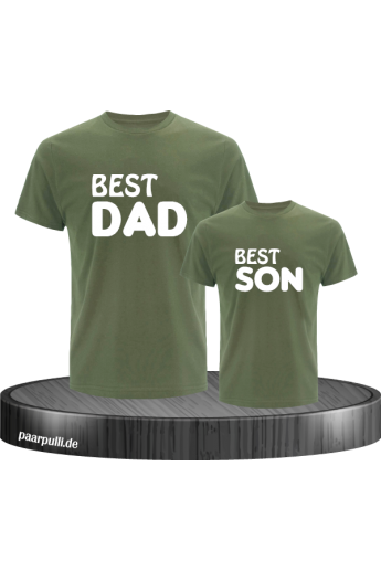 Best Dad und Best Son...