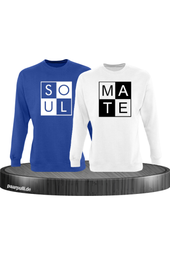Soul-Mate Partnerlook Sweatshirts