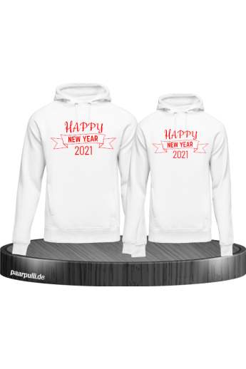 Happy New Year 2021 Partner Pullover