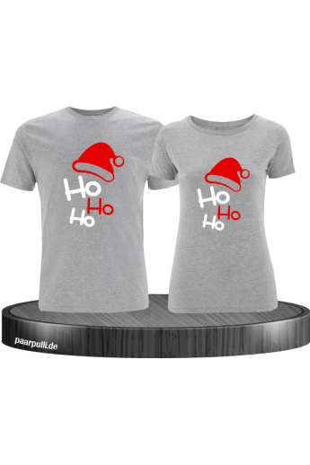 Ho Ho Ho Partnerlook T-Shirts