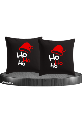 Ho Ho Ho Partnerlook Kissenbezüge