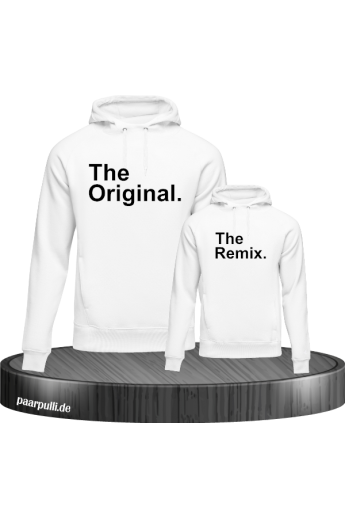 The Original The Remix Eltern Kind in weiß