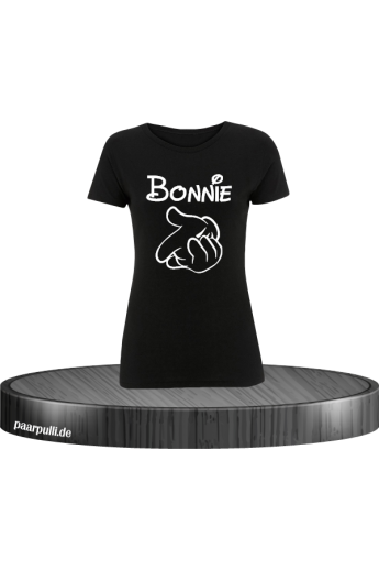 Bonnie Comic Design T-Shirt...