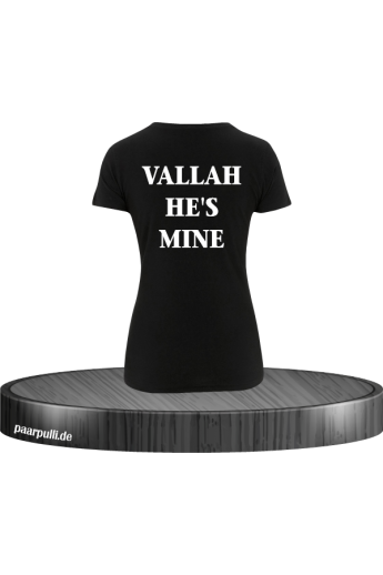 Vallah He´s Mine T-Shirt in...