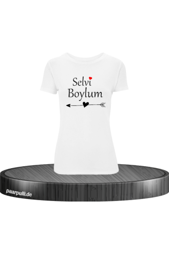Selvi Boylum T-Shirt in...