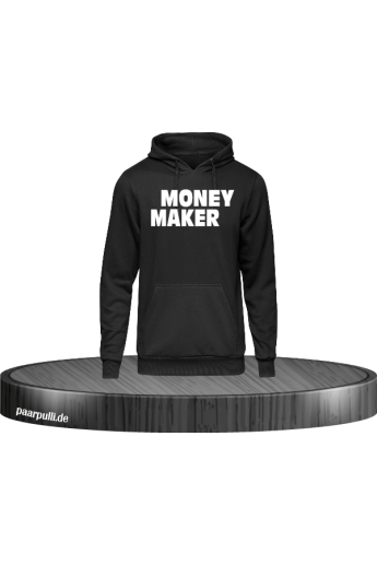 Money Maker Hoodie in Größe M