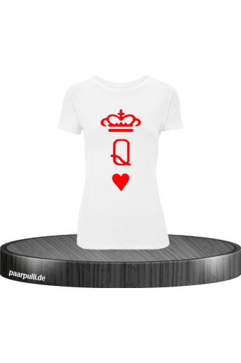 Queen Kartenspiel T-Shirt...