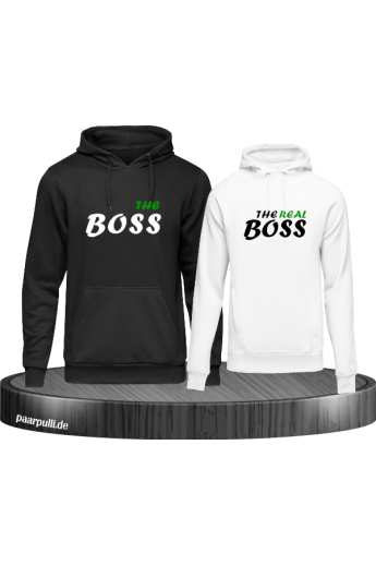 The Boss und The Real Boss...